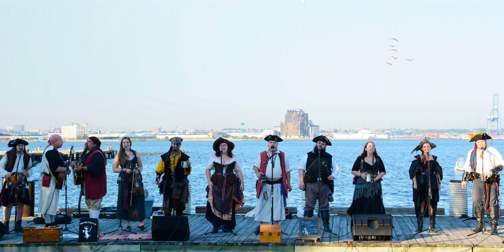 Pirates for Sail